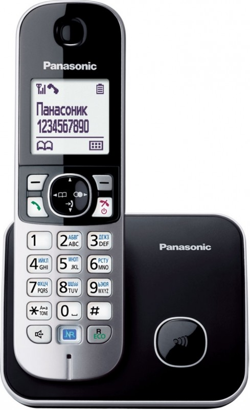 Радиотелефон Panasonic KX-TG 6811 RUB
