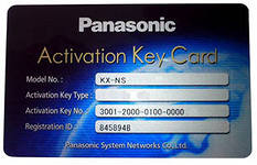 Panasonic KX-NSA010 W, ключ активации для CA Thin Client Server Connection (CA Thin Client) фото