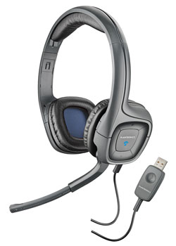 Plantronics .Audio 655 DSP — мультимедийная гарнитура для компьютера